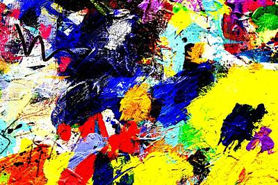 Abstract Expressionism Painting - Imma  57 by John  Nolan