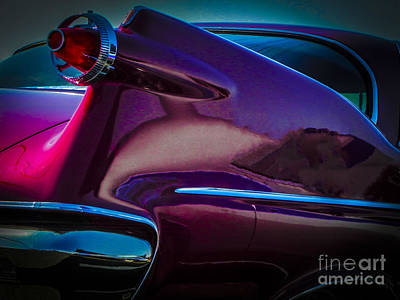 Tricked-out Cars Photograph - Imperial by Chuck Re