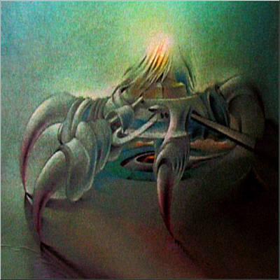 Pastel - Imperialism 1983 by Glenn Bautista