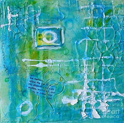 Painting - Imprintation 3 by Phyllis Howard