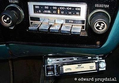 8-track Tape Player Photograph - ...in 1978 by Edward Przydzial