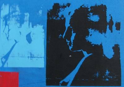 In Blue Space 01 Original