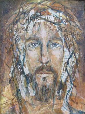 In Christ Alone Original by Cathy Quest
