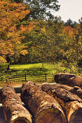 Sturbridge Village Photograph - In Country by Joann Vitali