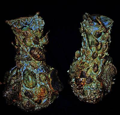 Sculpture - In Memory  by Gloria Ssali