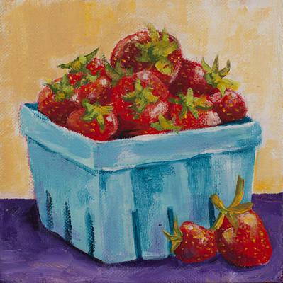 Painting - In Season by Pat Olson