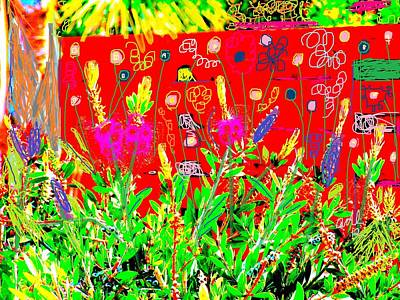 Photograph - In The Garden Of My Heart by Anita Dale Livaditis