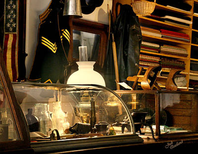 Photograph - In The Mercantile by Judi Quelland