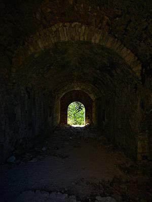 Photograph - In The Ruins by Jouko Lehto