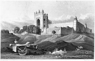 Raj Photograph - India: Fatehpur Sikri, C1860 by Granger