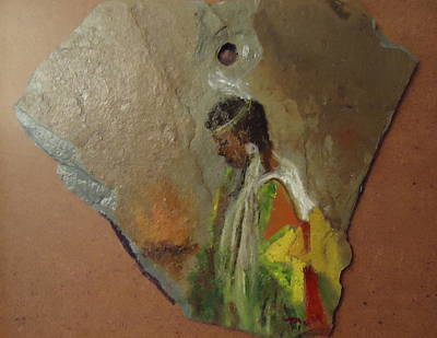 Painting - Indian Girl  by Betty Pimm
