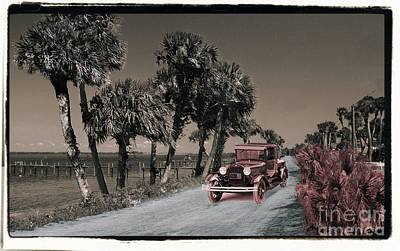Photograph - Indian River Drive by Richard Nickson