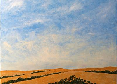 Painting - Indian Summer by Kerry Beverly