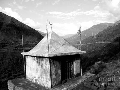 Photograph - Indian Temple by Hari Om Prakash