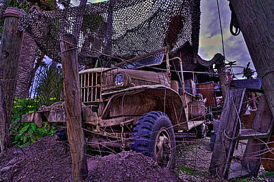Indiana Jones Jeep Hdr Original