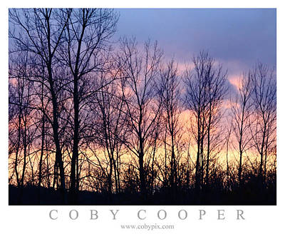 Photograph - Indiana Sky by Coby Cooper