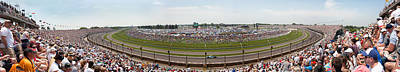 Photograph - Indianapolis Race Track by Semmick Photo