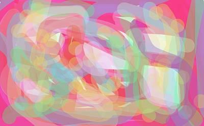 Infinity Dance Art Print