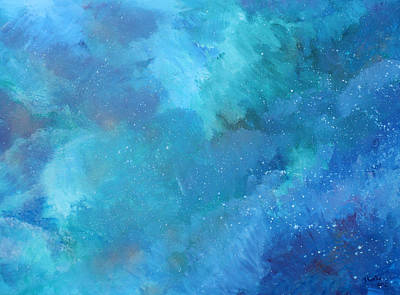 Painting - Infinity by John Keaton