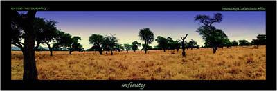 Photograph - Infinity by Katlego Mokubyane