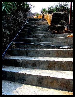Photograph - Inifinity Steps And Steps by Anand Swaroop Manchiraju