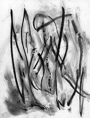 Shark Art - Inner Construct by Taylor Webb