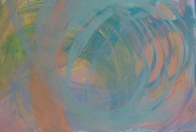 Painting - Inner Glow by Helene Henderson