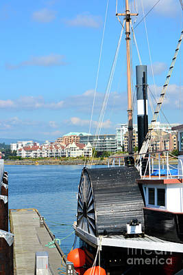 Photograph - Inner Harbour2 by Traci Cottingham