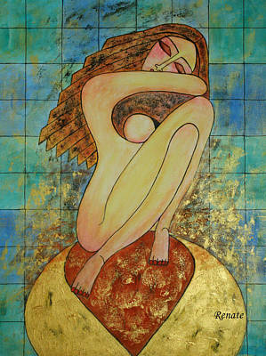 Inner Peace..... Art Print