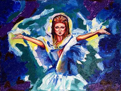 Painting - Inner Peace  by Yelena Rubin
