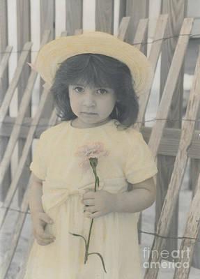 Photograph - Innocence by Lori Mellen-Pagliaro