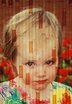 Innocence Tainted Art Print