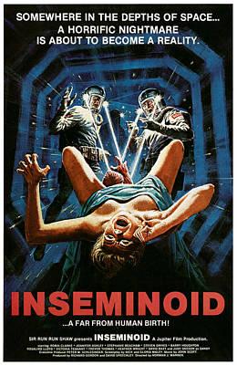 Horror Movies Photograph - Inseminoid, 1981 by Everett