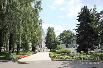 Inside Kremlin Original by Evgeny Pisarev