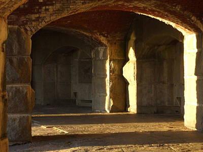 Photograph - Inside The Fort by Shana Rowe Jackson