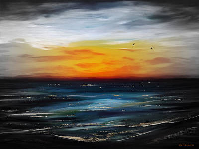 Painting - Inspiration 2 by Gina De Gorna