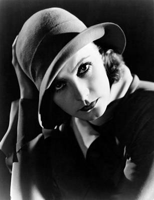 Inspiration, Greta Garbo, Portrait Art Print by Everett