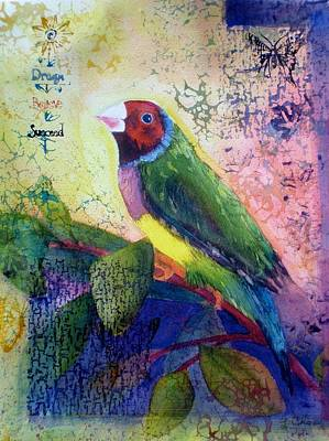 Painting - Inspire by Lori Chase