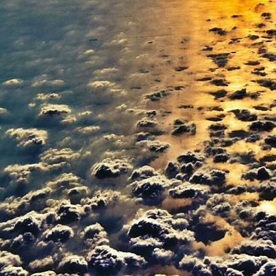 Airplane Photograph - #instagrammers #photooftheday #fff by Torbjorn Schei