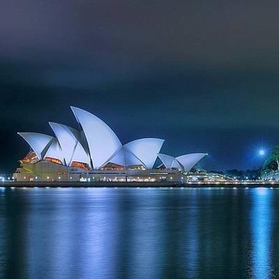 Travel Wall Art - Photograph - #instralia #seeaustralia #australiagram by Tommy Tjahjono