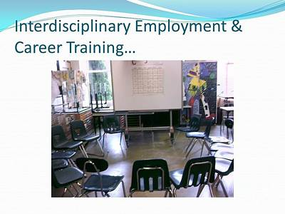 Painting - Interdisciplinary Employment And Career Training by Carol Rashawnna Williams