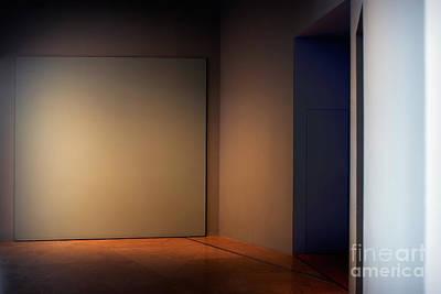 Interior Corner Art Print by Susan Isakson