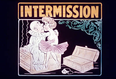 Photograph - Intermission Slide by Granger