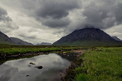 Photograph - Into Scotland by Justin Albrecht