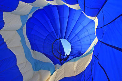Photograph - Into The Blue by Scott Mahon