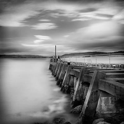 Photograph - Into The Moray Firth by Joe MacRae