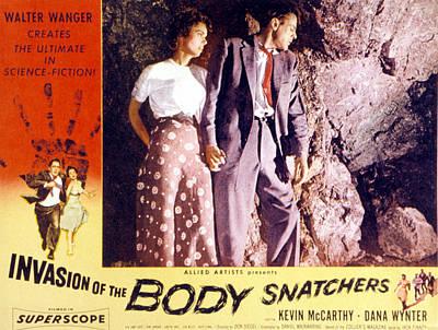 Invasion Of The Body Snatchers, Dana Art Print by Everett