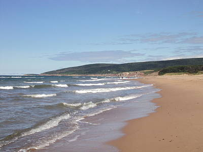 Photograph - Inverness Beach by Jesslyn Fraser
