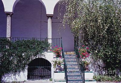 Photograph - Inviting Entrance by Barbara Plattenburg