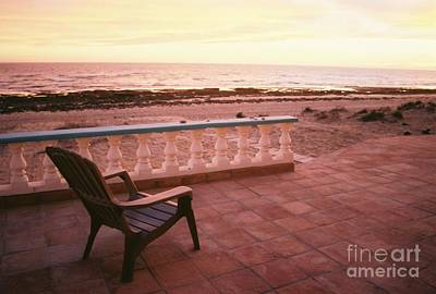 Photograph - Inviting The Sunset Watch by Terri Thompson